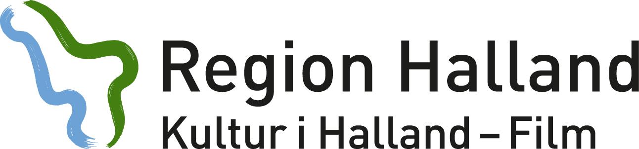 Kultur i Halland - Film - logotyp i färg