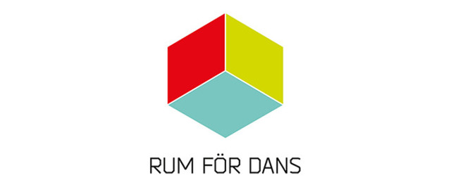 Logotyp Rum för Dans.