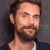 Porträttfoto, Christoffer Andersson.