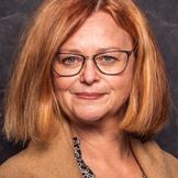 """Porträttfoto, Viveka """"Vicky"""" Sverkerson."""
