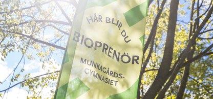 Här blir du Bioprenör!