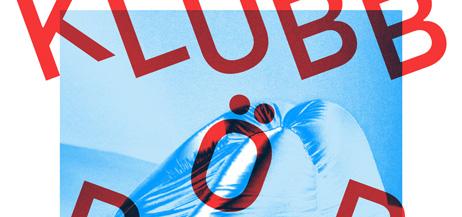 Utsnitt av affisch för Klubb rörelse.