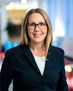 Porträttbild Karin Stenmar.