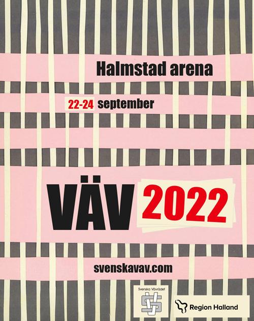 Affisch för VÄV2022.