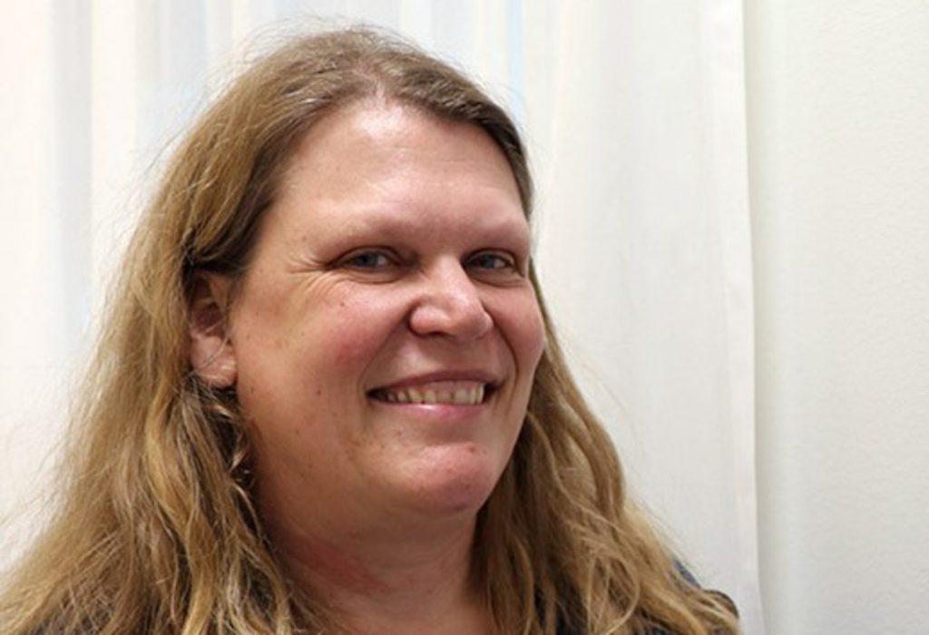 Josefine Roswall leder den halländska delen av forskningsprojektet där tarmbakteriernas utveckling hos 471 halländska barn har studerats.