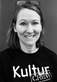 Karin Holmström.
